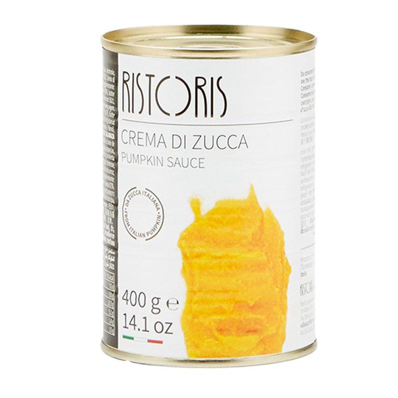 RISTORIS – CONDICREMA ALLA ZUCCA GR. 400
