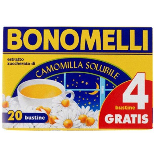 BONOMELLI – CAMOMILLA SOLUBILE 16+4 GR.100
