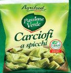 AGRIFOOD – CARCIOFI A SPICCHI KG.2,5