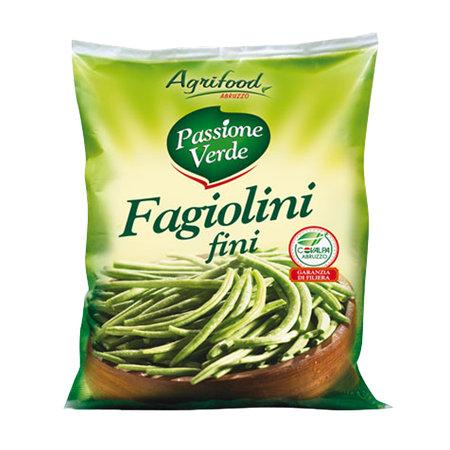 AGRIFOOD – FRESCO VERDE FAGIOLINI FINISSIMI  KG 2,5