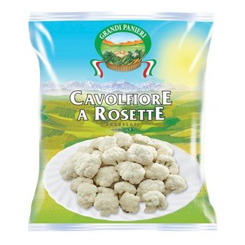 AGRIFOOD – CAVOLFIORE A  ROSETTE IQF KG 2,5
