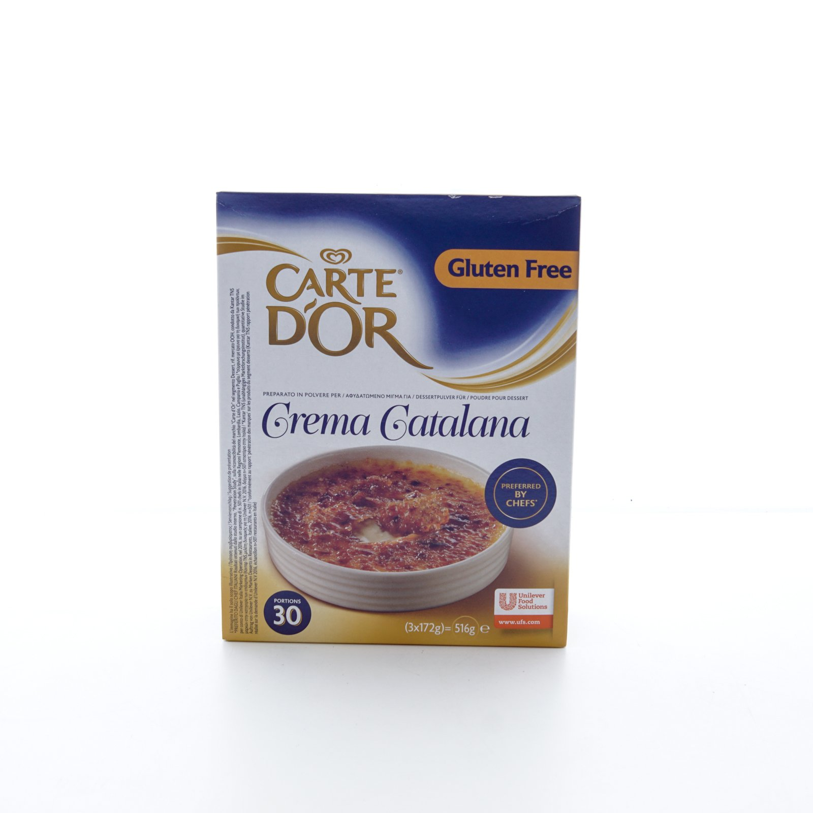 CARTE D'OR – CREMA CATALANA GR.516