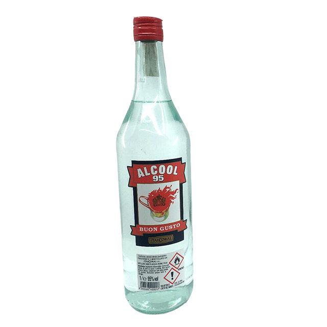 BUONGUSTO – ALCOOL PURO  LT. 1