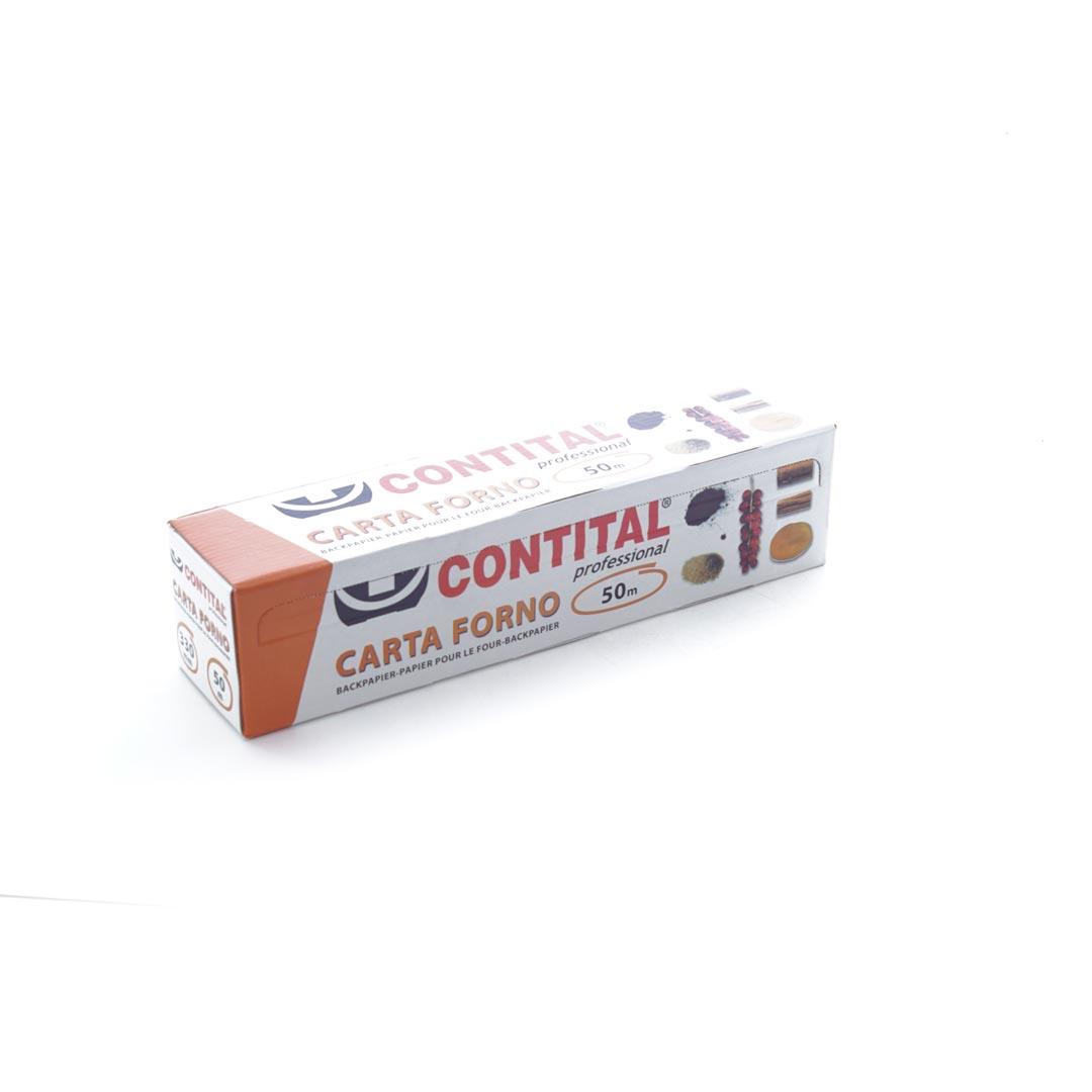CONTITAL – CARTA FORNO C/ASTUCCIO H.330 50 MT