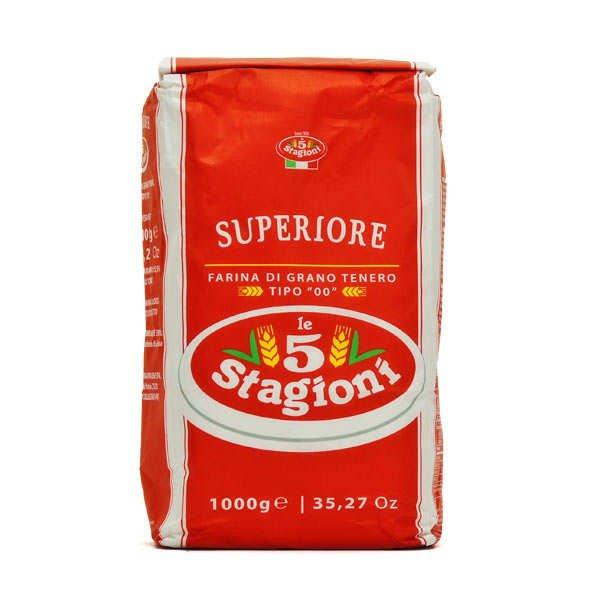 5 STAGIONI – 00 SACCH. ROSSI SUPERIORE DA KG 1