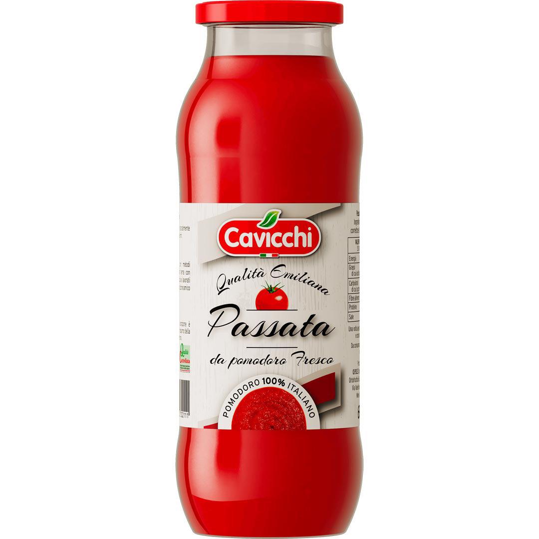 CAVICCHI – PASSATA DI POMODORO GR 690