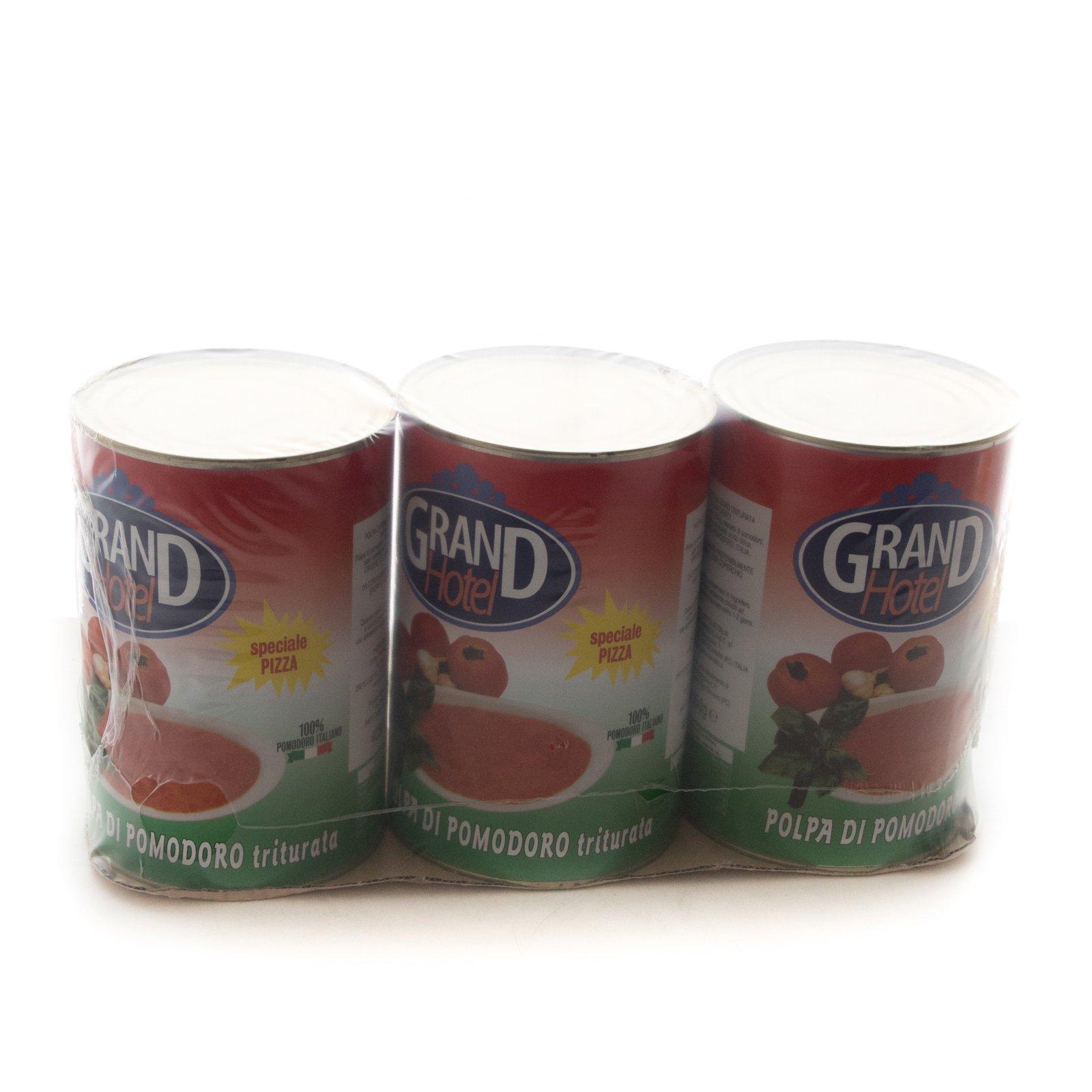 GRAND HOTEL – POMOD. POLPA 3 X 4,050 KG