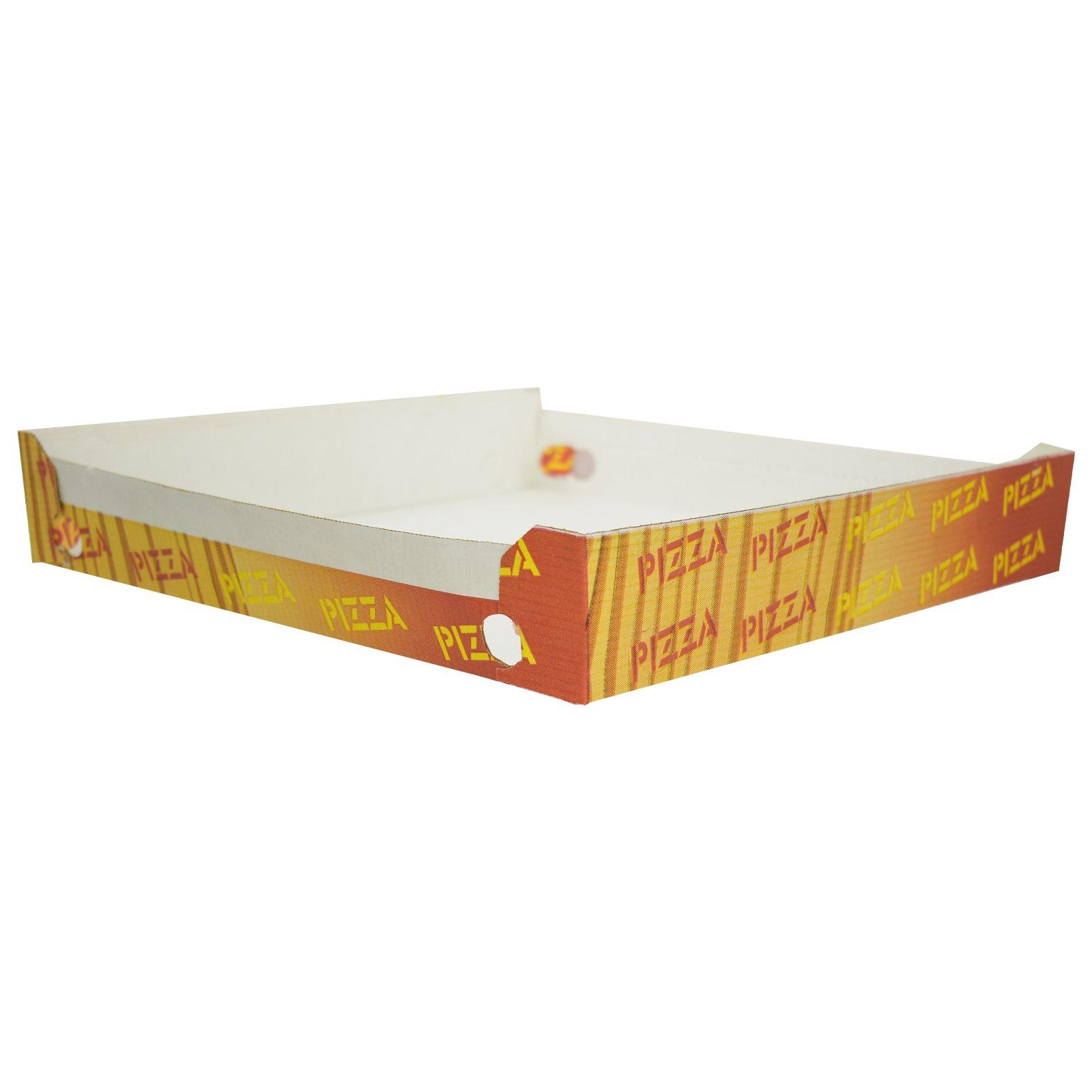 CASTIBOX – SCATOLA PIZZA GENERICA CUBO CM. 33×33 h3 x PZ 150